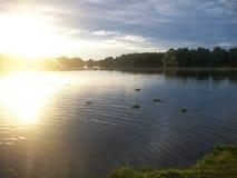 Lake on Ivana Kupala Royalty Free Stock Photo