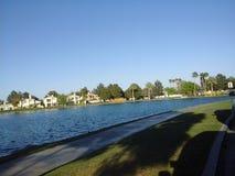 Lake Jacqueline Royalty Free Stock Photography