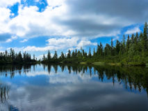 Free Lake Jamske Pleso In Tatras Mountains. Royalty Free Stock Image - 86993646