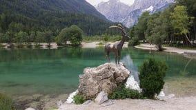 Lake Jasna Stock Photo