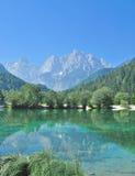 Lake Jasna,Triglav National Park,Slovenia Royalty Free Stock Photos