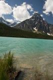 Lake @ Jasper Stock Image