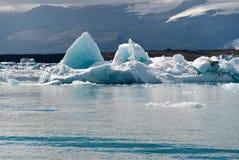 Lake Jokulsarlon Stock Image