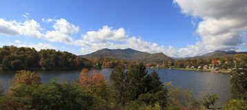 Lake Junaluska royalty free stock photo