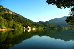 Free Lake Königsee Reflection Royalty Free Stock Photos - 20993388