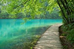 Lake Kaluderovac Royalty Free Stock Photo
