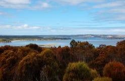 Lake at Kangaroo Island, South Ausltralia Royalty Free Stock Photography