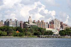 Lake in Kaohsiung Royalty Free Stock Image