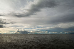 Lake Kariba, Zimbabwe Stock Image