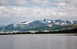 Lake Kastyk-Hol Royalty Free Stock Photo