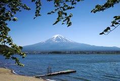 Lake Kawaguchi Stock Images