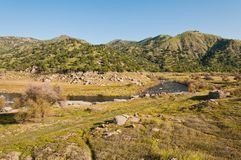 Lake Kaweah Royalty Free Stock Photography