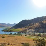 Lake Kaweah, California Stock Photography