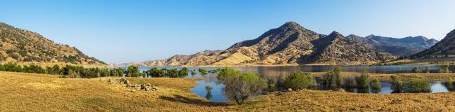 Lake Kaweah in California royalty free stock photo