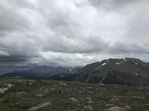 Rocky Mountain National Forest Stock Photography