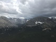 Rocky Mountain National Forest Royalty Free Stock Image