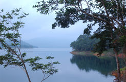 Lake Kenyir stock photography
