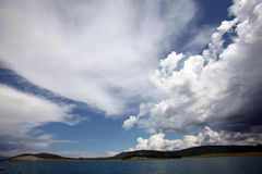 Lake Khovsgol, northern Mongolia Royalty Free Stock Photos