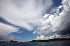 Lake Khovsgol, northern Mongolia Royalty Free Stock Photos