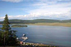 Lake Khovsgol, northern Mongolia Stock Photography