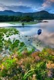 Lake in Killarney Stock Images
