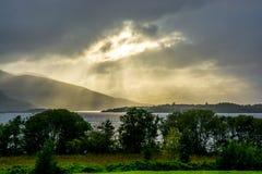 Lake in Killarney National Park Royalty Free Stock Photography