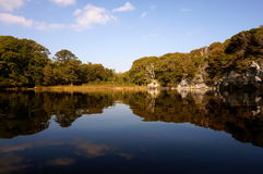 Lake Killarney. Lake reflexion killarney Royalty Free Stock Image
