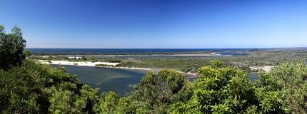Lake King Panorama Stock Photo