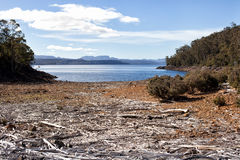 Lake King William Tasmania Royalty Free Stock Images