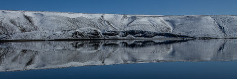 Lake Kleifarvatn Royalty Free Stock Image