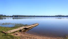 Lake Kleschino Royalty Free Stock Image