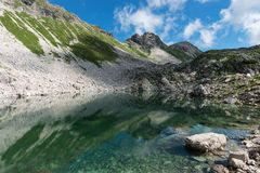 Lake Koblatsee Stock Image