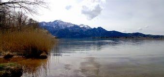 Lake Kochel Royalty Free Stock Photos