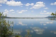 Lake Kochel Stock Image