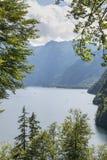 Lake Koenigssee Stock Images