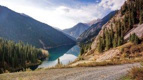 Free Lake Kolsay. Royalty Free Stock Image - 77913926