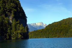 Lake Konigssee Royalty Free Stock Image
