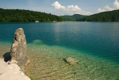 Lake Kozjak Stock Image
