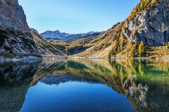 Lake Krn Royalty Free Stock Images