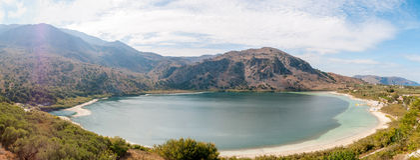 Lake Kurnas Stock Image