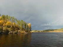 Lake Ladoga стоковые фото