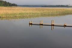 Lake Ladoga ,Karelia, Russia Royalty Free Stock Images