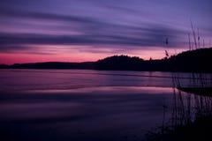 Lake Ladoga, Karelia, Russia Stock Photos