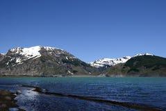 Lake Laja Stock Image