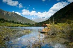 Lake landscape Royalty Free Stock Image