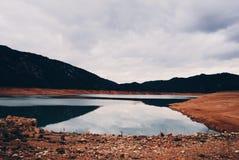 Lake Landscape Photo Royalty Free Stock Photo