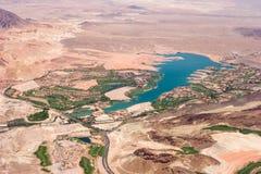 lake Las Vegas Arkivbilder