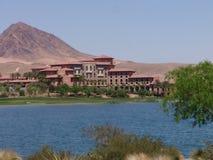 lake Las Vegas Arkivfoto
