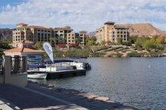 Lake Las Vegas, Las Vegas, Nevada Stock Photos