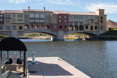 Lake Las Vegas, Las Vegas, Nevada Stock Photos